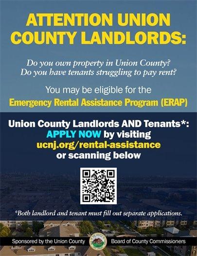 Emergency Rental Assistance Program - Landlord