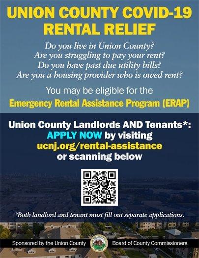 Emergency Rental Assistance Program - Tenant